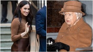 The All-Brown Royal Family Outfits: Are They Sending Us A Message?