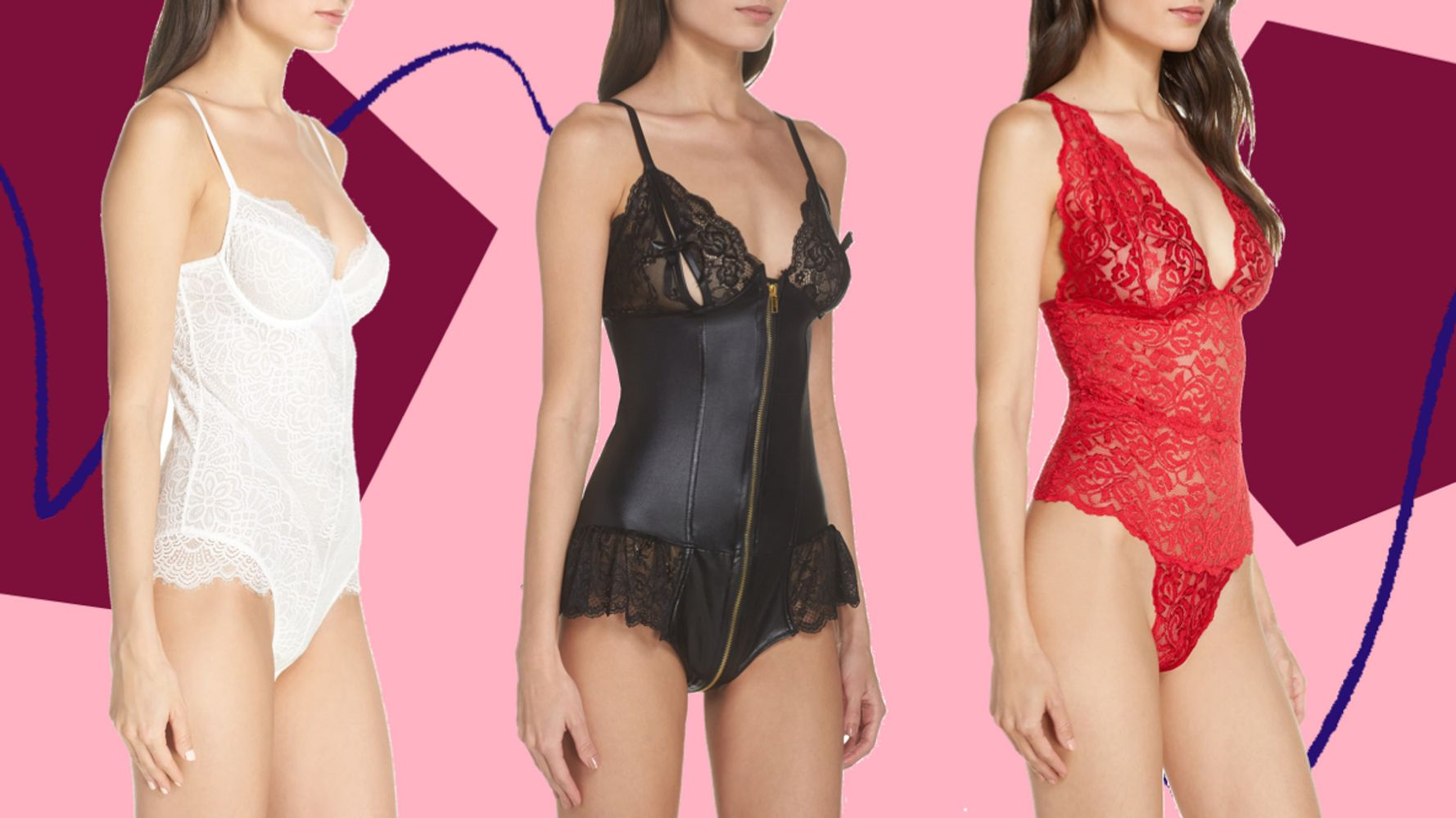 The Best Lingerie And Sleepwear To Slip Into On Valentine's Day