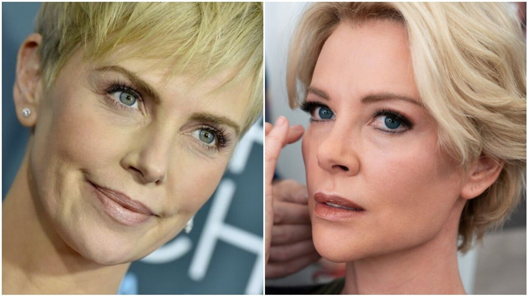 How 'Bombshell' Makeup Artist Turned Charlize Theron Into Megyn Kelly