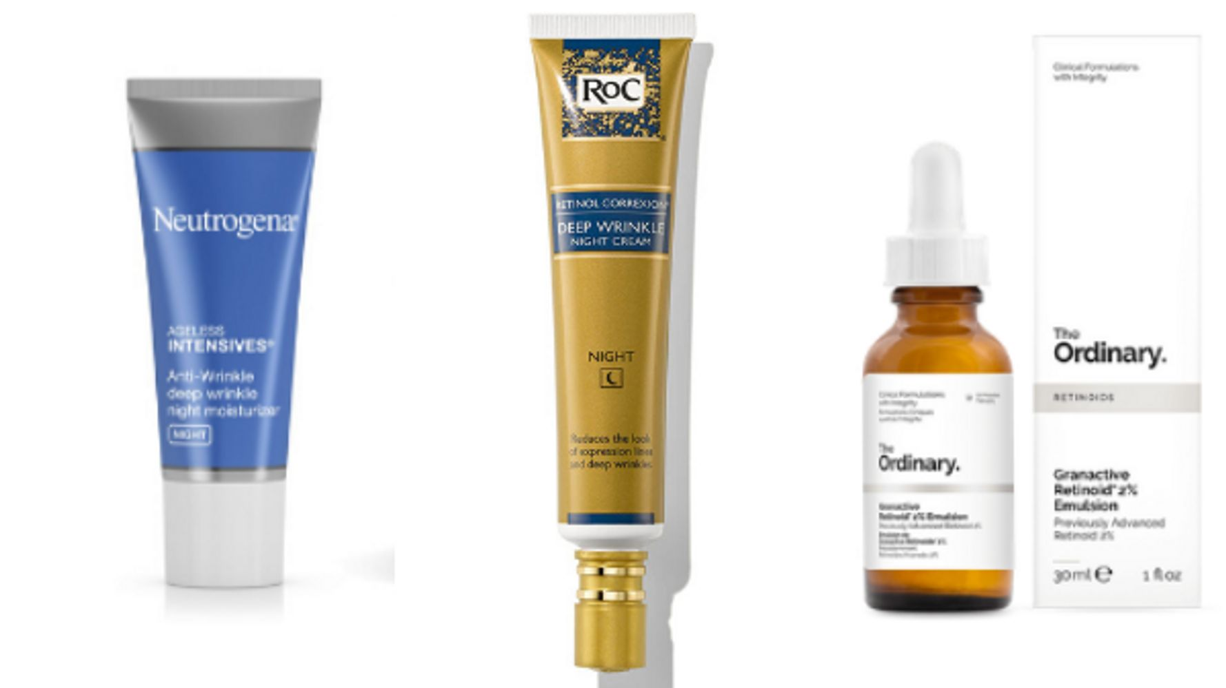 The Best Retinol Products That Dermatologists Highly Recommend