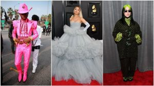 See All The Best Looks From The Grammys 2020 Red Carpet