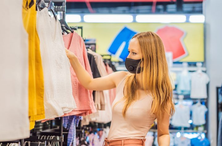Is It Safe To Try On Clothes At Stores During The Coronavirus Pandemic?
