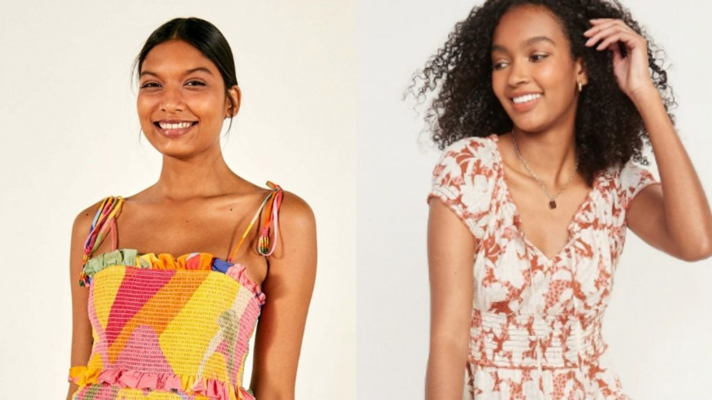 Smocked Dresses: Shop The Little-Girl Staple That Adults Are Wearing Now